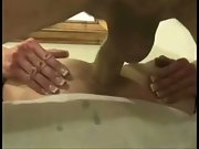 Well used mature anus gets fucked by youthfull manstick