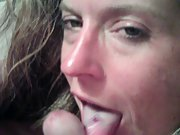 Angel sucking erect cock pov homemade oral fuck-a-thon