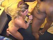 Black bull for anal slut wife ginger