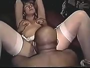 Addie from pennslyvania in very rare super-fucking-hot mixed-race home video