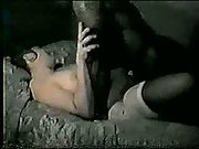Hubbys sloppy seconds after ebony guy creampie